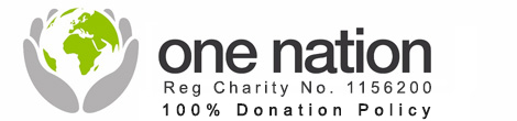 One Nation's Donation Portal