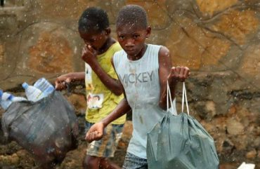 1-million-children-in-Mozambique-homeless-without-food-or-orphaned-by-cyclones-National